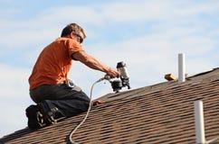 roofing Fotos de archivo