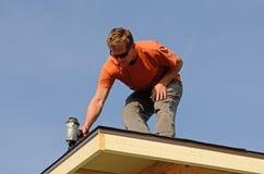 roofing Imagenes de archivo
