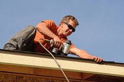 roofing Στοκ Εικόνα