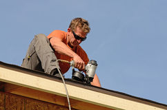 Roofing Stock Photography