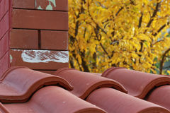Roofing Royalty Free Stock Photo