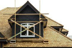 Roofing House Home Roof Royalty Free Stock Photography