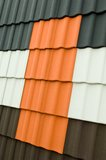 Roofing shingles Royalty Free Stock Images