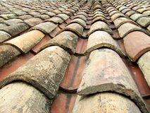 Roofing tile 01 Stock Photo