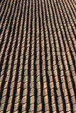 Roofing tiles. Royalty Free Stock Photo