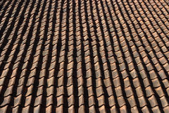 Roofing tiles. Stock Photos