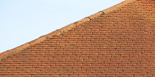 Roofline et tuiles Photos stock