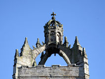 Roofline Of King College Stock Photography