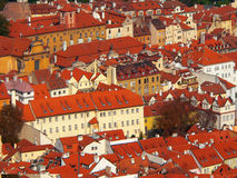 Roofs Royalty Free Stock Photos