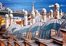 Suleymaniye Mosque. Istanbul Stock Images