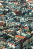 Roofs of Berlin Stock Image