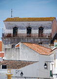 Roofs and buildings (Portugal) Royalty Free Stock Image