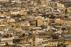 Roofs of fes Stock Photos