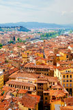 The roofs of Florence Royalty Free Stock Image