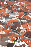 Roofs at Heidelberg, Germany Royalty Free Stock Images
