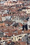 Roofs of italian houses Stock Photo