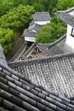 Roofs in Japan Royalty Free Stock Image