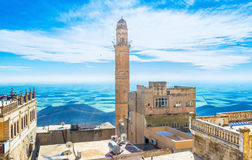 The roofs of Mardin Royalty Free Stock Images