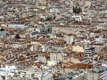 Roofs at Marseilles, France Stock Photos