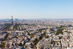 Roofs Of Paris. Royalty Free Stock Image