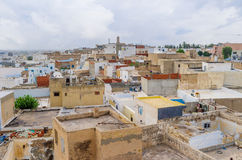 The roofs of old Sousse Royalty Free Stock Photo