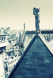 Roofs of Paris Stock Photo