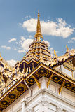 Roofs of Phra Thinang Dusit Stock Photography