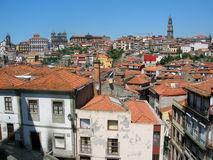 The roofs of Porto Stock Photos