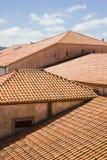 Roofs of Porto. Traditional orange roofs of Porto Stock Image
