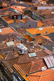 Roofs of Porto city, Portugal Royalty Free Stock Images