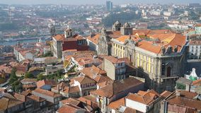 Roofs of Porto, Portugal, Europe Stock Photos