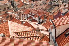Roofs Royalty Free Stock Images