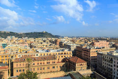 The roofs of Rome, Italy Stock Photos