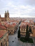 Roofs of Salamanca Royalty Free Stock Photo