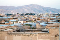 Roofs of Shiraz Royalty Free Stock Photo