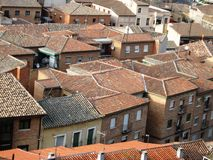 Roofs of Toledo Royalty Free Stock Photography