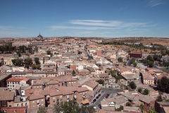 Roofs of Toledo Stock Image