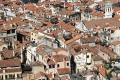 Roofs of Venice Royalty Free Stock Photo