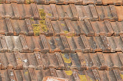 Rooftile 库存照片