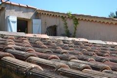 Rooftiles стоковые фотографии rf