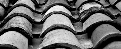 Rooftiles images stock