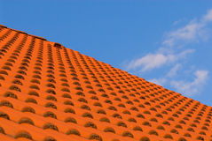 Rooftop Royalty Free Stock Photos