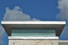 rooftop Arkivbilder