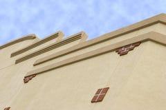 rooftop Arkivfoto