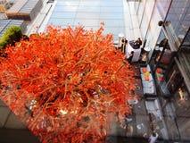 Rooftop bar at Samba royalty free stock images