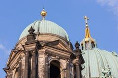 Rooftop of Berliner Dom, GermanyR Stock Photo