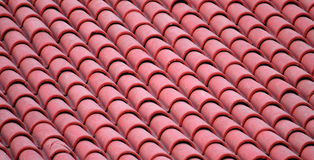 Rooftop Bricks Style Background! Royalty Free Stock Photo