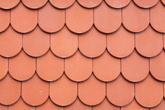 Rooftop pattern Stock Image