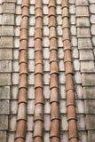 Rooftop shingles. Stock Image