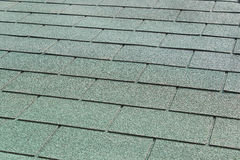 Rooftop shingles Royalty Free Stock Photography